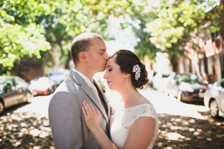Sara & Chris' Old Town Alexandria Wedding