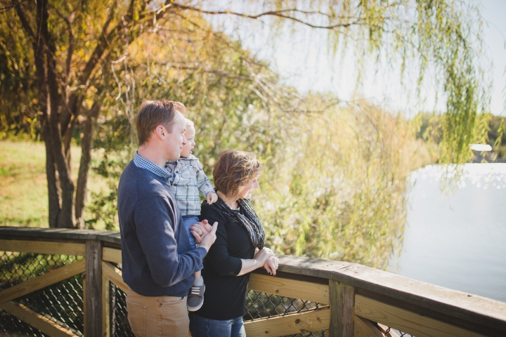 A Sunny, Scenic Midlothian, VA Family Session // Turtle & Hare Photography