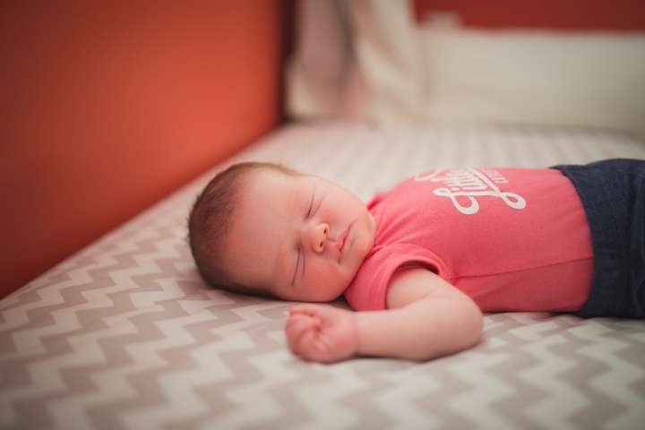 Cora // Richmond, Virginia Newborn Session // Turtle & Hare Photography