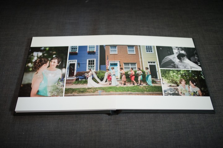 Heirloom Wedding Albums // Turtle & Hare Photography // Richmond, Virginia Wedding & Portrait Photographer